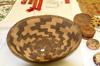 Basket in the Marietta Wetherill Collection